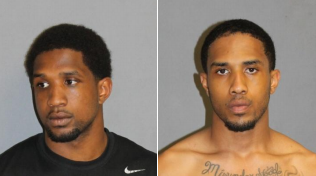 Brothers Darrius Weekly, left, and Darrion Weekly.