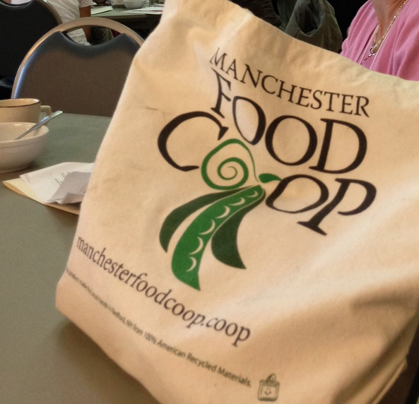 Manchester Food Co-op is coming, but it's not in the bag, yet. Your help is needed.