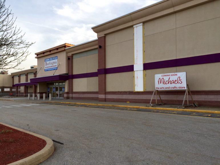 new life for old stop shop plaza as burlington stores