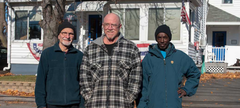 Liberty House serves veterans in transition, from homelessness to independence.