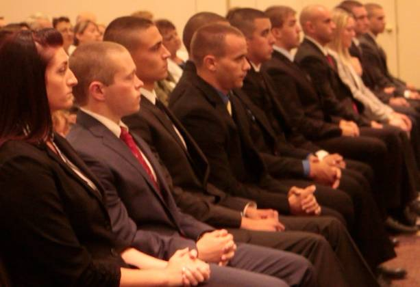 Manchester Welcomes 14 New Police Recruits | Manchester Ink Link