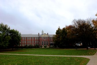 Keene State College regrouping after Oct. 20 riot.
