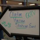 Hillary Clinton event in Nashua.