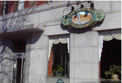 The defunct Villa Banca on Main Street in Nashua to become Fratello's.