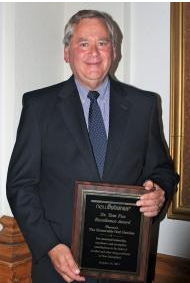 Ned Gordon was honored in 2011 by New Futures with the Tom Fox Award for Excellence.