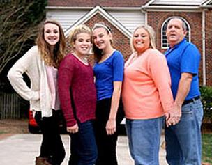 The Bergen Family of North Carolina.