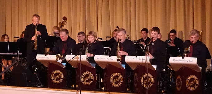 The Freese Brothers Big Band