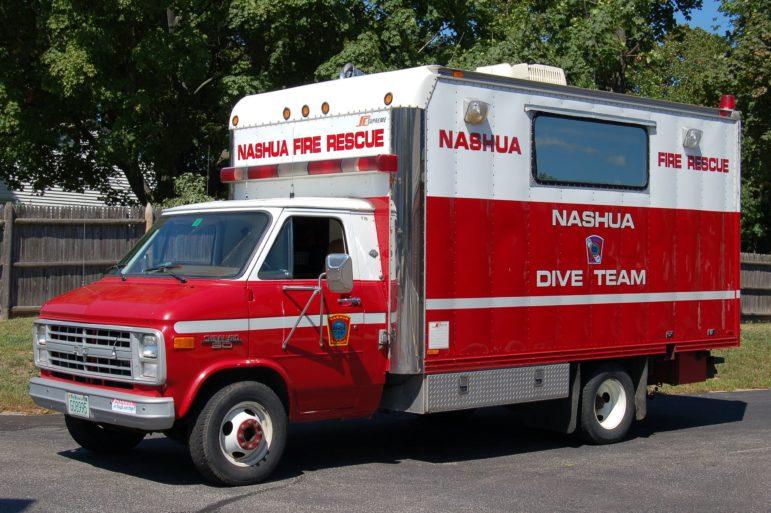 nashua Dive Truck