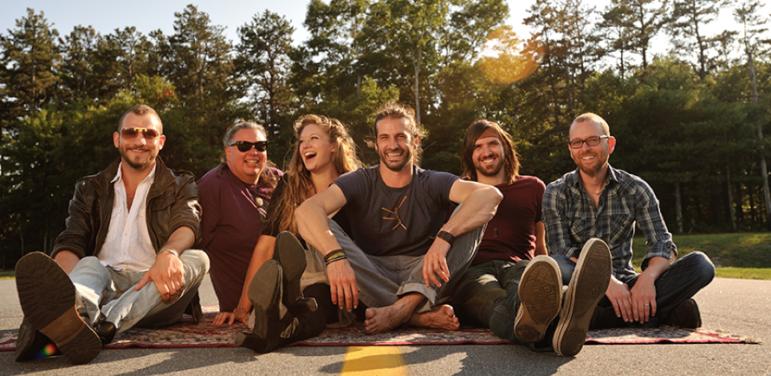 Adam Ezra Group headlines the Live Free or Die Concert in Veterans Park.
