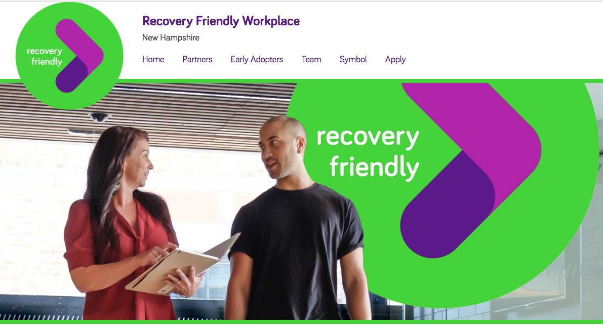 New Hampshire Launches 'Recovery Friendly Workplace