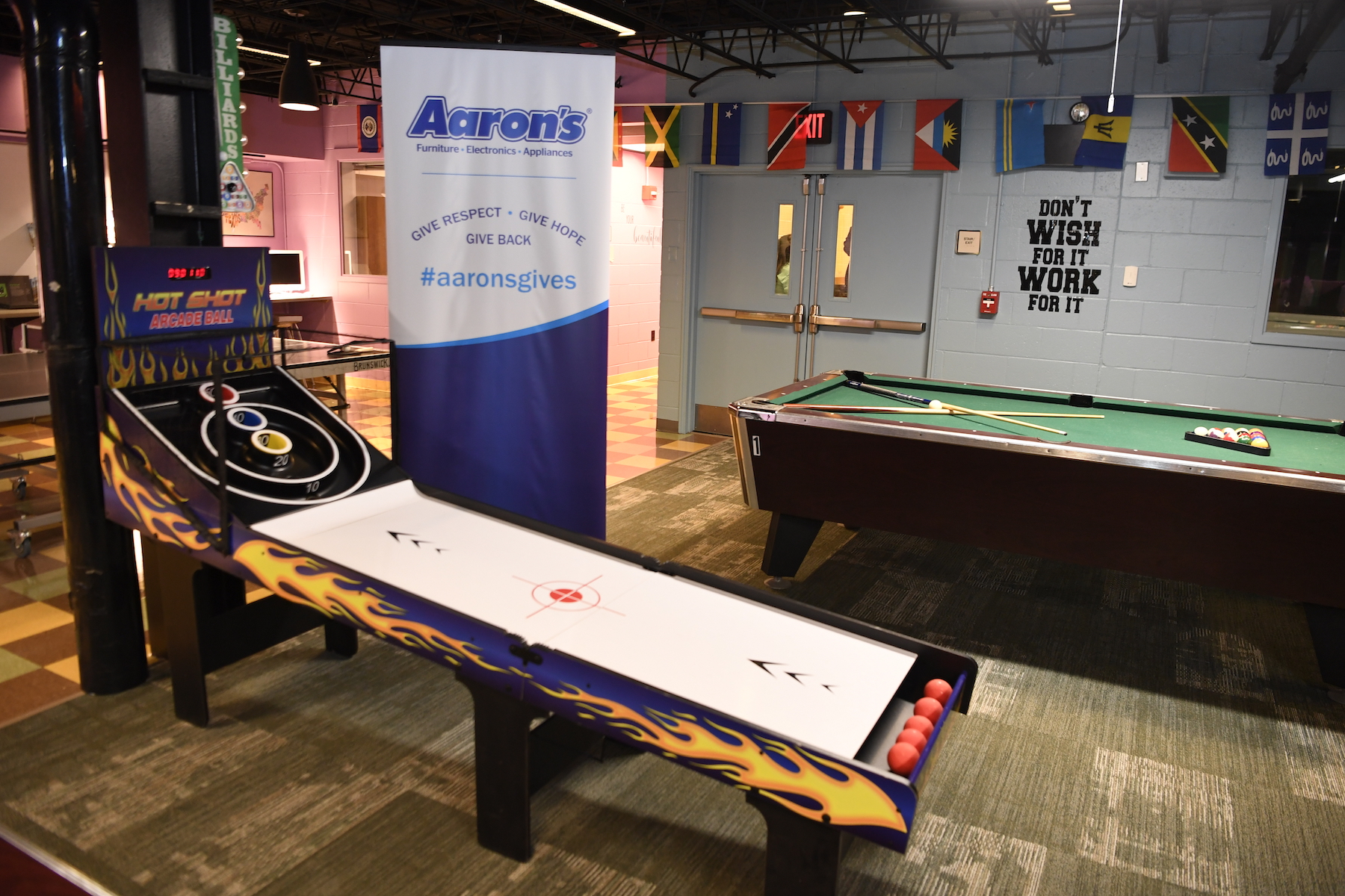 In 2015, The Aaronu0027s Foundation, Inc. Announced A Three Year, $5 Million  National Partnership With Boys U0026 Girls Clubs Of Americau0027s Keystone Program,  ...