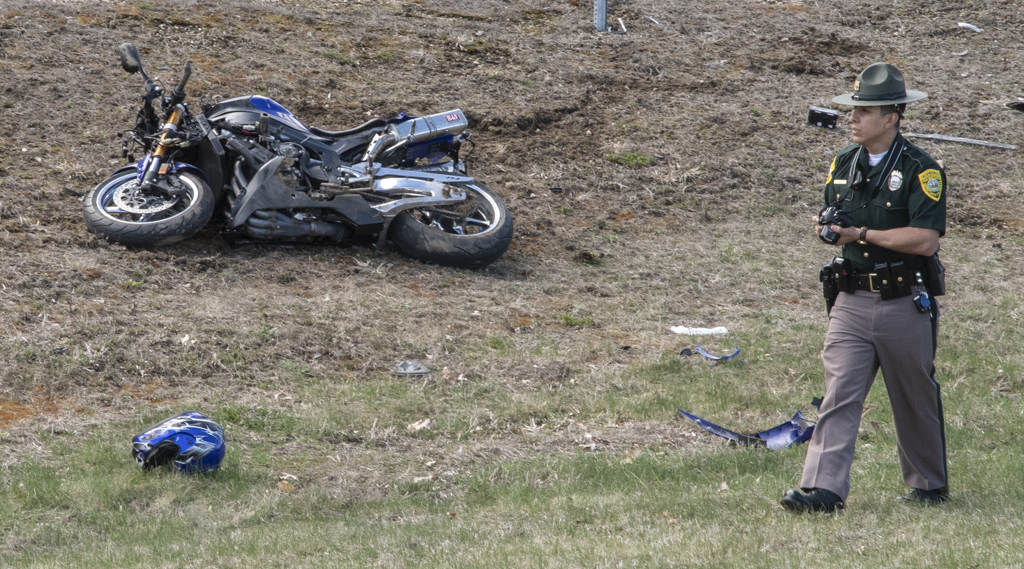 MA man killed in New Hampshire motorcycle crash