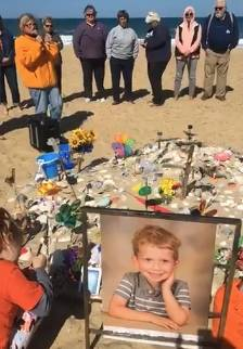 Body Of Nh Boy 4 Recovered On Nc Beach Spent Last Days