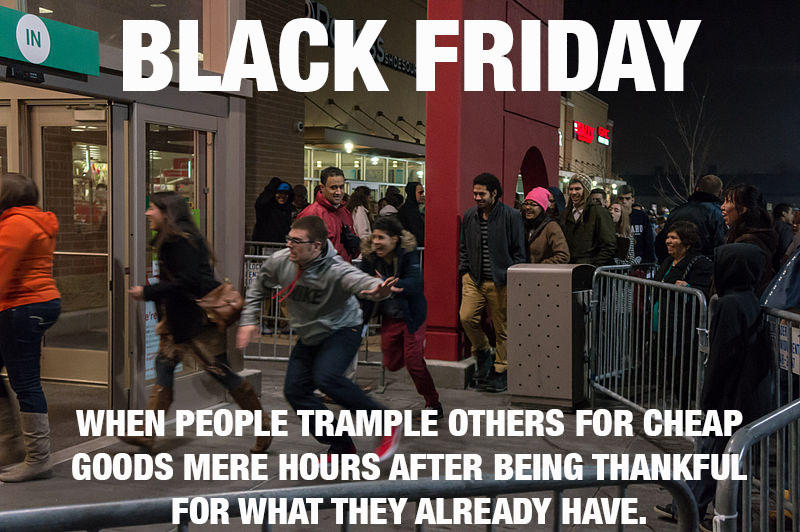 Black Friday Cyber Monday And The Future Of Consumerism Manchester Ink Link