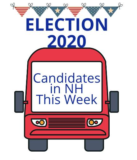 New Hampshire Election 2020.2020 Election Candidates In New Hampshire This Week