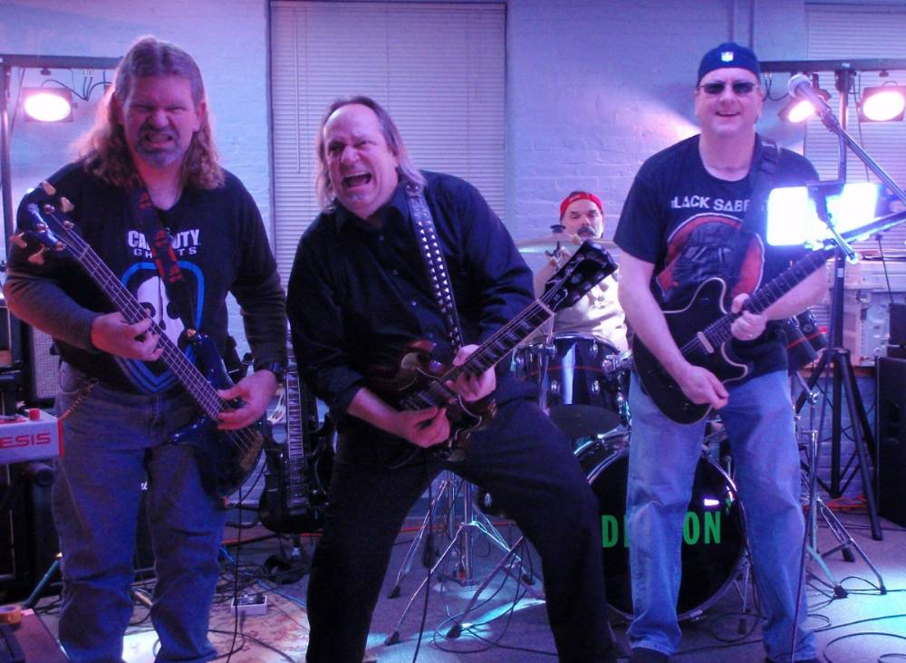A night of rock, metal and more with DEFCON May 18 at Penuche's