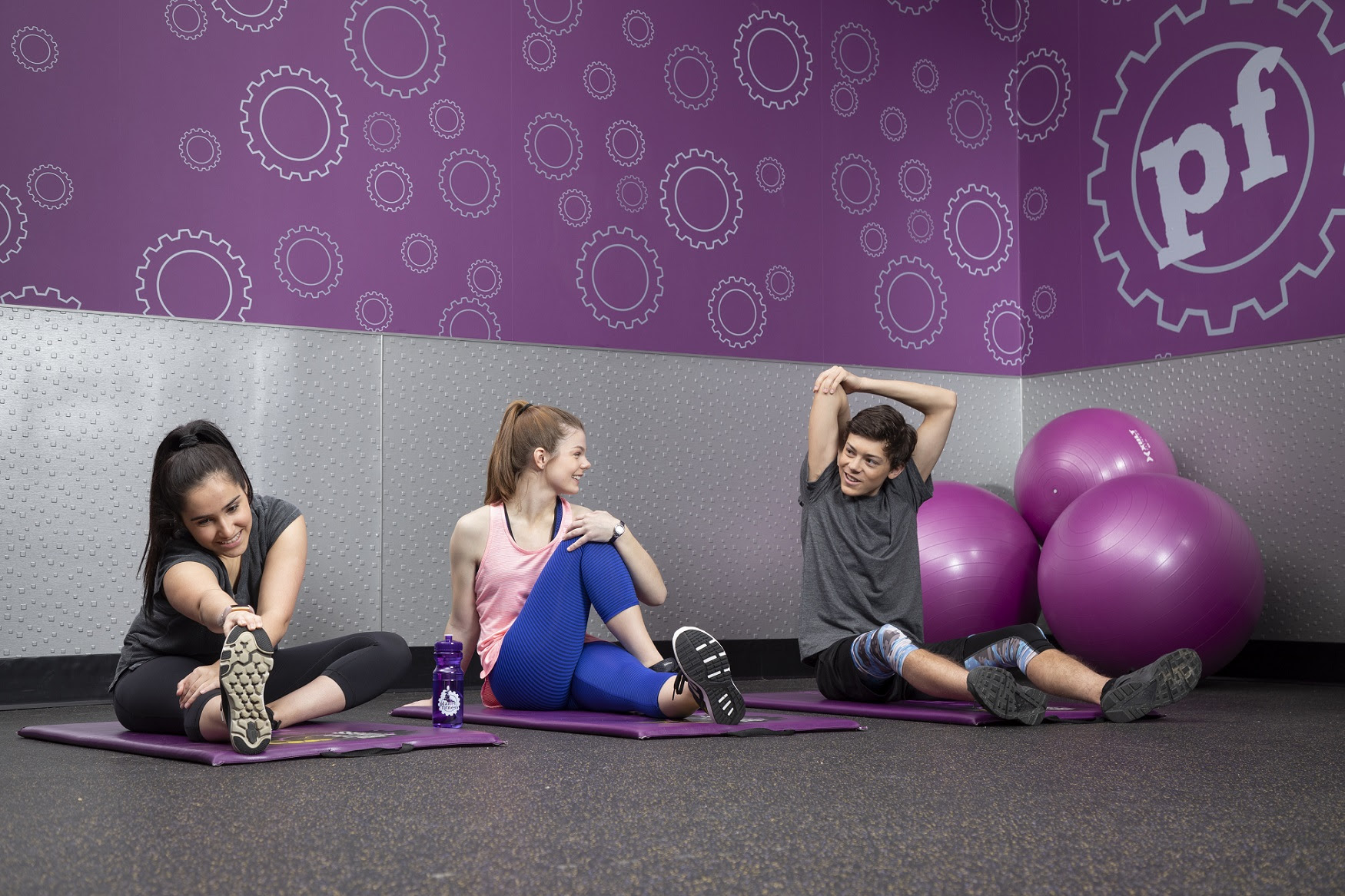 Planet Fitness Letting Teens Work Out For Free This Summer