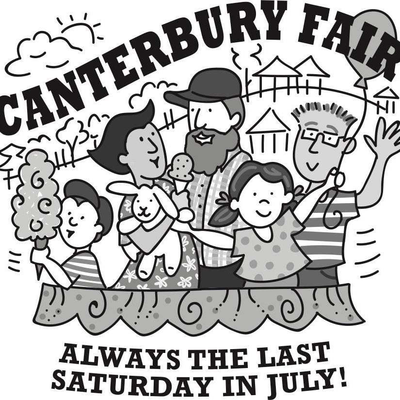 The 61st Annual Canterbury Fair, 'Always the Last Saturday