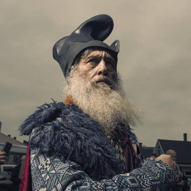 Nh Primary Vermin Supreme Tosses His Boot Into The Ring