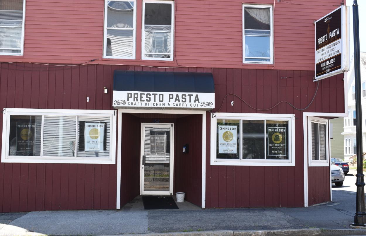 Presto Pasta 168 Amory Street