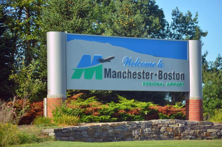 MHT Manchester-Boston Regional Airport