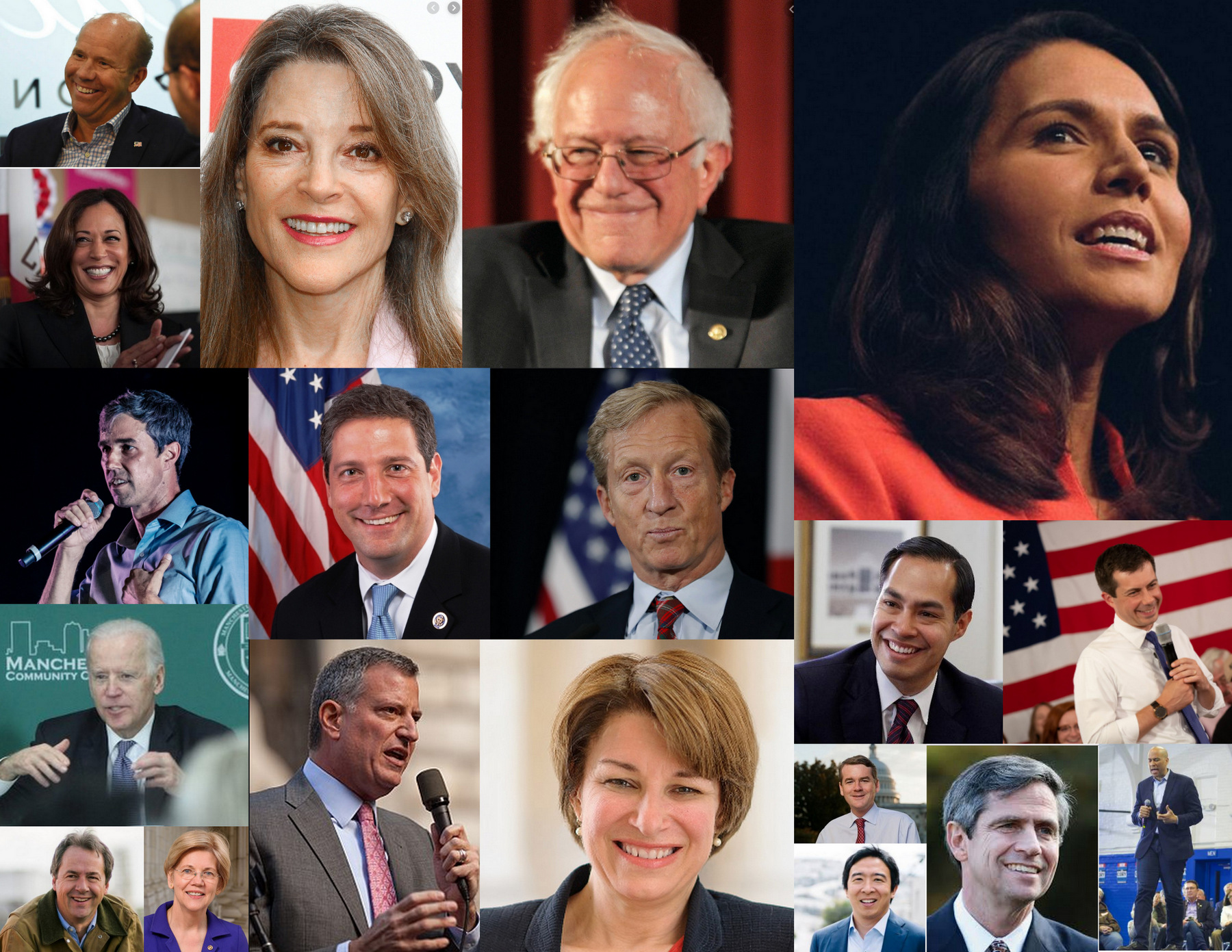 19 candidates expected at NH's weekend Democratic Convention