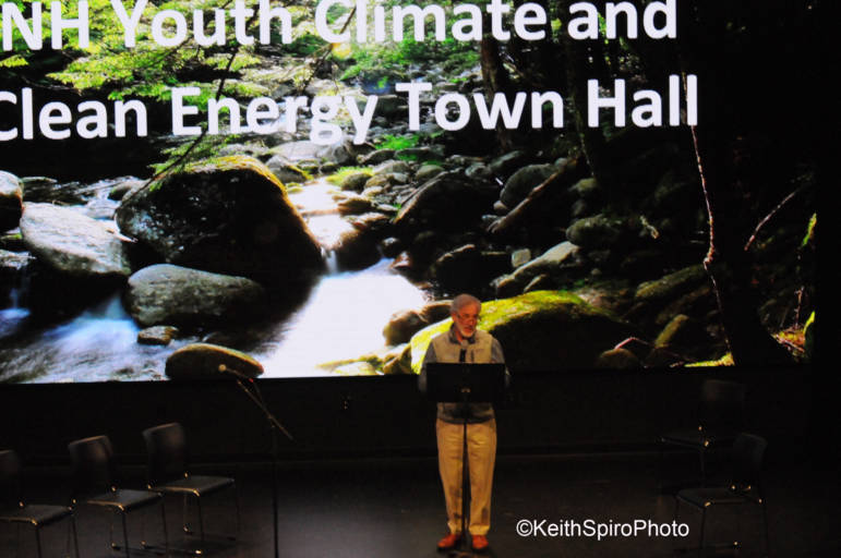 Gary Hirshberg Youth Climate Town Hall