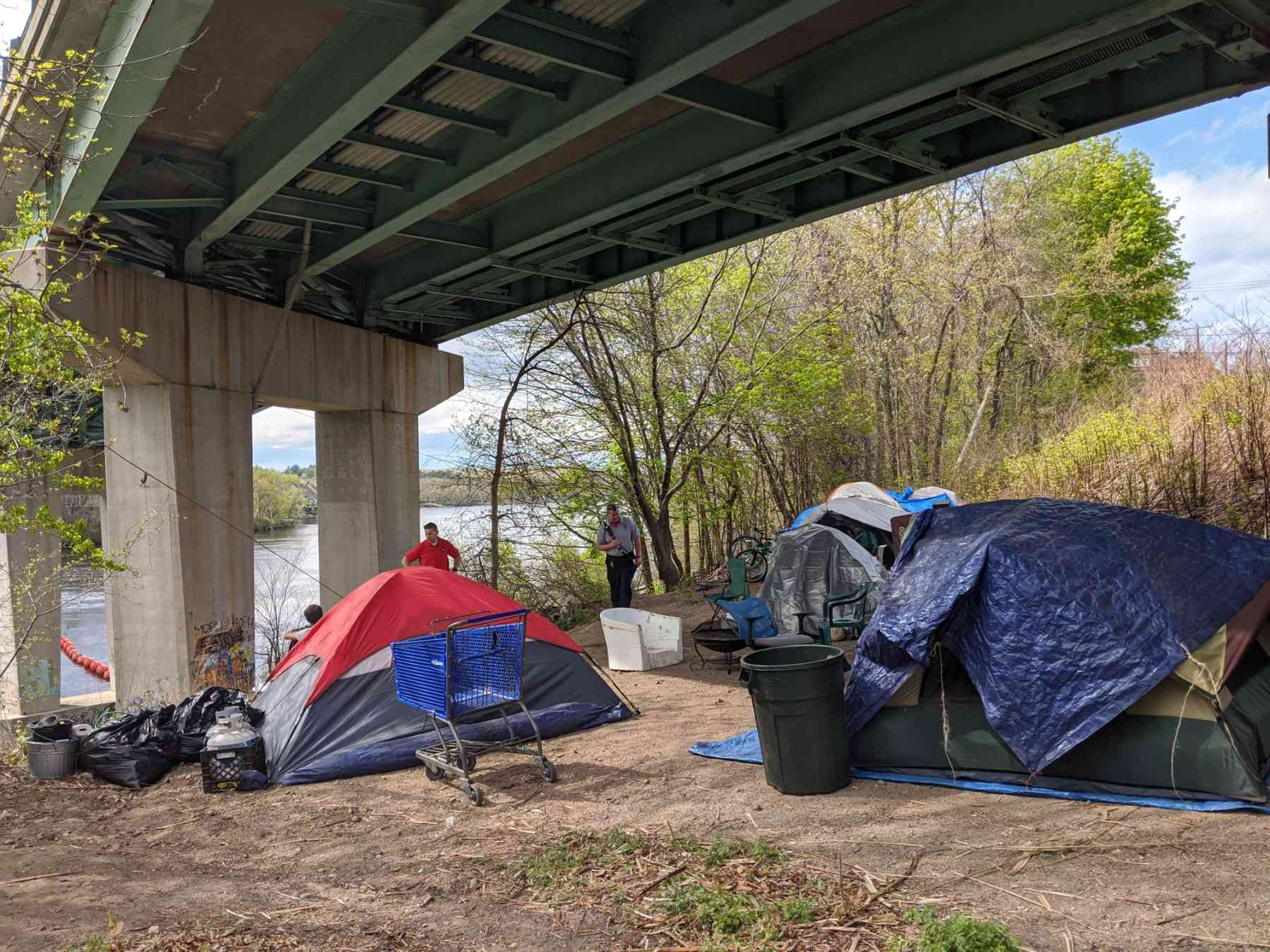 State Homelessness Study Sounds Alarm On Homeless Tidal Wave And Racial Disparities Manchester Ink Link