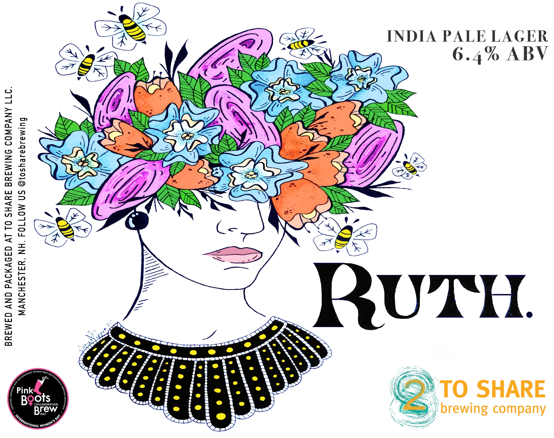 Ruth beer by To Share
